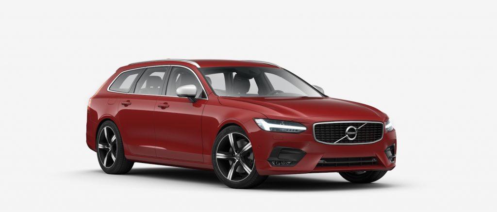 Bygg din Volvo V90